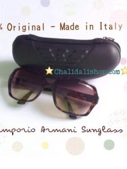 แว่นกันแดด EMPORIO ARMANI มือสอง สภาพนางฟ้า