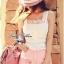 Lady Ribbon Lady Luxurious Lace Set เซ็ตเสื้อลูกไม้ 2 ชิ้น thumbnail 1