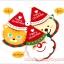 Christmas Santa Hat Card thumbnail 2