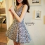 IceVanilla Romantic Ops Sensual Printing Dress thumbnail 2