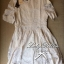 Lady Ribbon Lace Embroidery Dress เดรสลูกไม้ฉลุ ผ้าซีทรู thumbnail 10