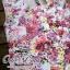 Blooming Floral Mini Dress มินิเดรส ลายดอกไม้ โทนสีชมพูหวานๆ thumbnail 8