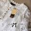 Lady Ribbon Pretty Botton-Down Lace Dress thumbnail 7