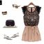 Zara Lace Playsuit จั๊มสูทขาสั้น ช่วงเสื้อเป็นลูกไม้ แต่งระบายที่ไหล่ thumbnail 6