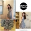 IceVanilla Romantic Ops Sensual Printing Dress thumbnail 11