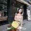 Graphic Lace Dress เดรสลูกไม้ซีทรู ทอลายกราฟฟิก แขนตุ๊กตา thumbnail 1