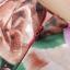 ASOS/GANLAN เดรสสั้น ผ้าพิมพ์ลายดอก สีสดใส ไซส์ S M L thumbnail 9