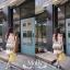 Graphic Lace Dress เดรสลูกไม้ซีทรู ทอลายกราฟฟิก แขนตุ๊กตา thumbnail 2
