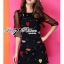 Lady Ribbon Pretty Surreal Embellished Dress thumbnail 1