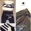 Lady Ribbon ชุดเซ็ตเสื้อถักลายทาง กางเกงขายาวทรงฮาเร็ม ผูกโบว์ช่วงเอว thumbnail 11