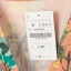 ZARA เดรส ผ้าชีฟองพิมพ์ลายดอก สีสด thumbnail 10