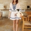 Seoul Secret Bohe Embroider Chill Dress thumbnail 9