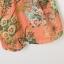 ZARA เดรส ผ้าชีฟองพิมพ์ลายดอก สีสด thumbnail 13