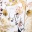 ZARA เสื้อคอกลม ผ้าพริ้ว ลายดอกไม้ กระดุมหน้า ไซส์ S,M,L thumbnail 10