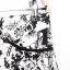 ZARA กางเกง ผ้าพิมพ์ลายขาวดำ thumbnail 7