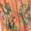 ZARA เดรส ผ้าชีฟองพิมพ์ลายดอก สีสด thumbnail 12