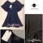 Lady Ribbon มินิเดรสผ้าเจอร์ซีย์เนื้อนุ่ม ใส่สบาย มี 4 สีค่ะ thumbnail 17