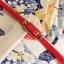 ASOS จั๊มสูท ผ้าชีฟอง พิมพ์ลายดอกไม้ พร้อมเข็มขัดหนัง thumbnail 5