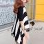 Seoul Secret เสื้อกั๊กไหมพรมแขนกุด ทรงหน้าสั้น หลังยาว thumbnail 3