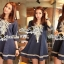 Seoul Secret Bohe Embroider Chill Dress thumbnail 2
