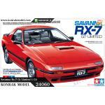 TA24060 SAVANNA RX-7 GT LIMITED 1/24 (มีเครื่อง)
