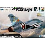 KH80112 Mirage F.1B 1/48