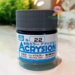N22 NEUTRAL GRAY (Semi-gloss) 10ml