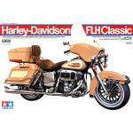 TA16040 Harley Davidson FLH Classic 1/6