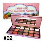 #02 The Sweetest Palette