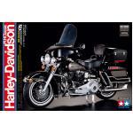 เปิดพรีออเดอร์ TA16037 Harley Davidson FLH Classic Black Version 1/6