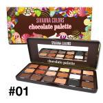 #01 Chocolate Palette