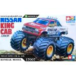 TA17007 NISSAN KING CAB Jr. 1:32