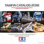 Catalog Tamiya 2018