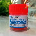 N101 FLUORESCENT RED (Gloss) 10ml