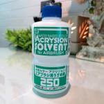 T314 Acrysion Sovent For Airbrush 250ml