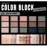 Color Block Eye Shadow # 02 Sexy Night