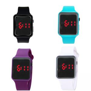 นาฬิกา Waterproof Sport LED Trendy