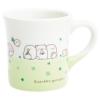แก้วมัค Sumikko Gurashi สีขาว-เขียว