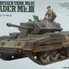 TA37025 British Cruiser Tank Mk.VI Crusader Mk.III 1/35