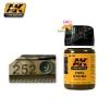 AK025 FUEL STAINS (สีทำคราบน้ำมัน)