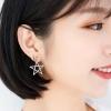 ต่างหู Sparkling Starry S925