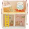 ชุดบ้านตุ๊กตา Sumikko Gurashi บ้านแมว