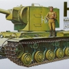 TA35063 KV II Russian Heavy 1/35