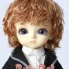 Short Curl Wig (5 colors)