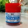 N90 CLEAR RED (Gloss) 10ml