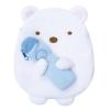 กระเป๋าจิ๋ว 2 ช่อง Sumikko Gurashi หมีขาว