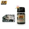 AK084 FRESH ENGINE OIL (สีคราบน้ำมันเครื่องยนต์เปียก)