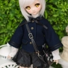 [PRE-ORDER] KITTY SATCHEL GIRL - BLACK