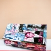 Magazine Clutch - Blue