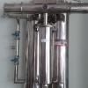 เครื่องกรองน้ำแสตนเลส 3 ท่อ+uv